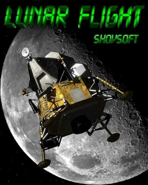 Picture of Lunar Flight