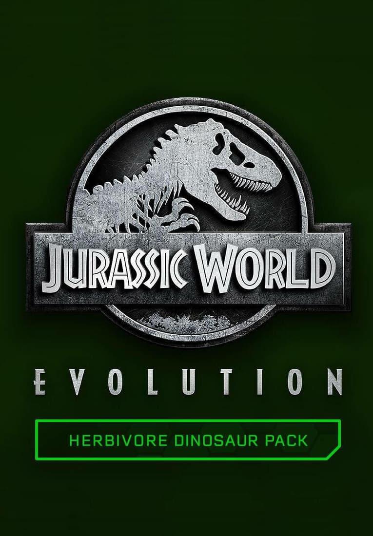 Jurassic World Evolution: Herbivore Dinosaur Pack resmi