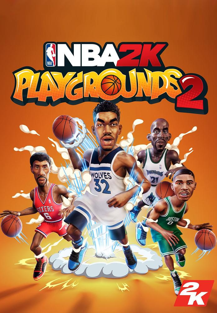Picture of NBA 2K Playgrounds 2 ROW