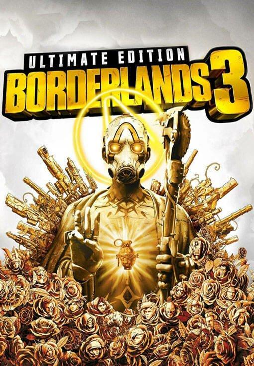 Borderlands 3: Ultimate Edition - Steam Edition - ROW