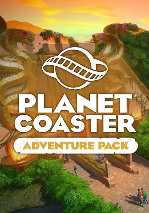 Bild von Planet Coaster - Adventure Pack