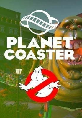 Picture of Planet Coaster - Ghostbusters