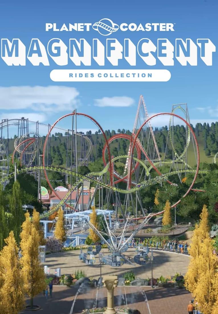 Bild von Planet Coaster - Magnificent Rides Collection