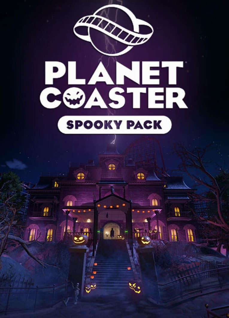 Planet Coaster - Spooky Pack resmi
