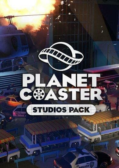 Bild von Planet Coaster - Studios Pack