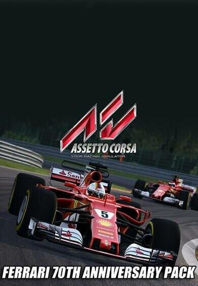 Picture of Assetto Corsa - Ferrari 70th Anniversary Pack
