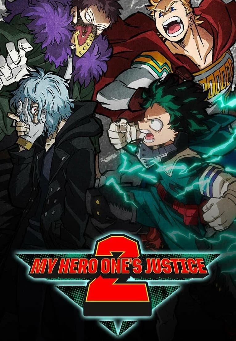 Bild von MY HERO ONE'S JUSTICE 2