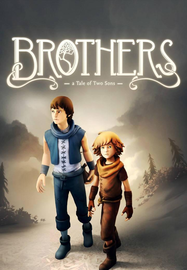Brothers - A Tale of Two Sons resmi