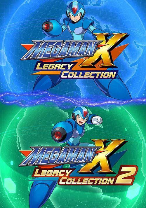 Mega Man™ X Legacy Collection 1+2 Bundle / ロックマンX アニバーサリー コレクション 1+2 バンドル