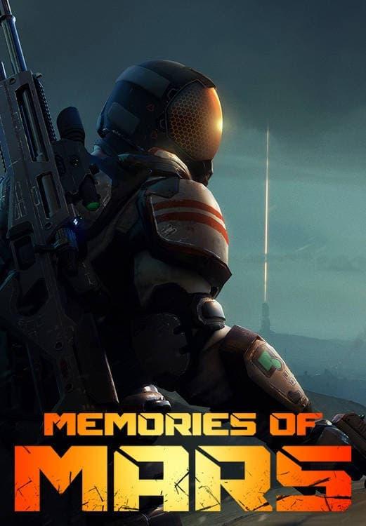Obrazek MEMORIES OF MARS