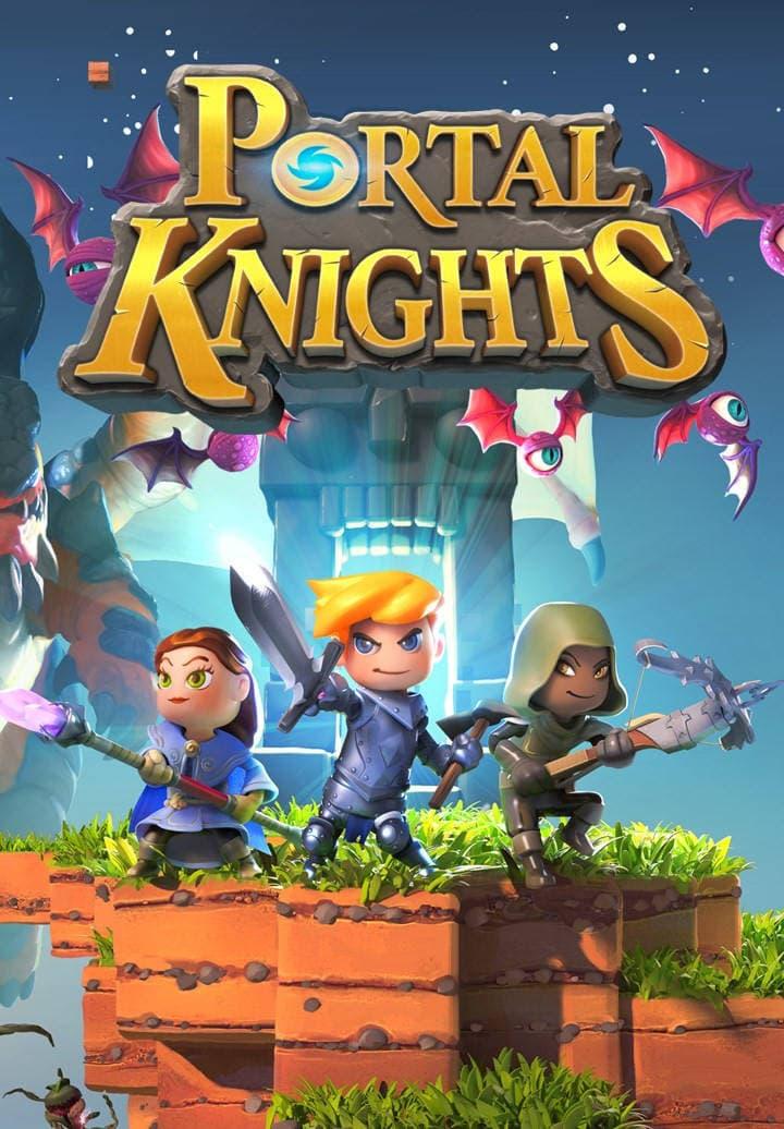 Portal Knights resmi