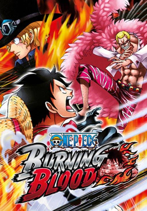 Bild von One Piece Burning Blood