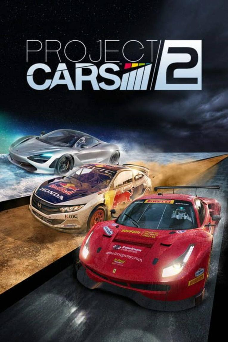 Project Cars 2 (ROW)
