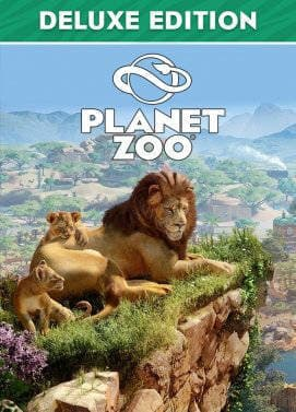 Planet Zoo Deluxe Edition - ROW