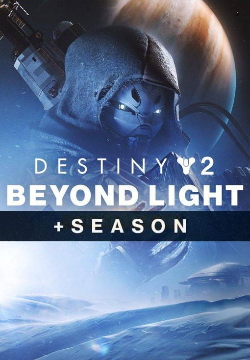 Destiny 2: Beyond Light + Season - Pre Order