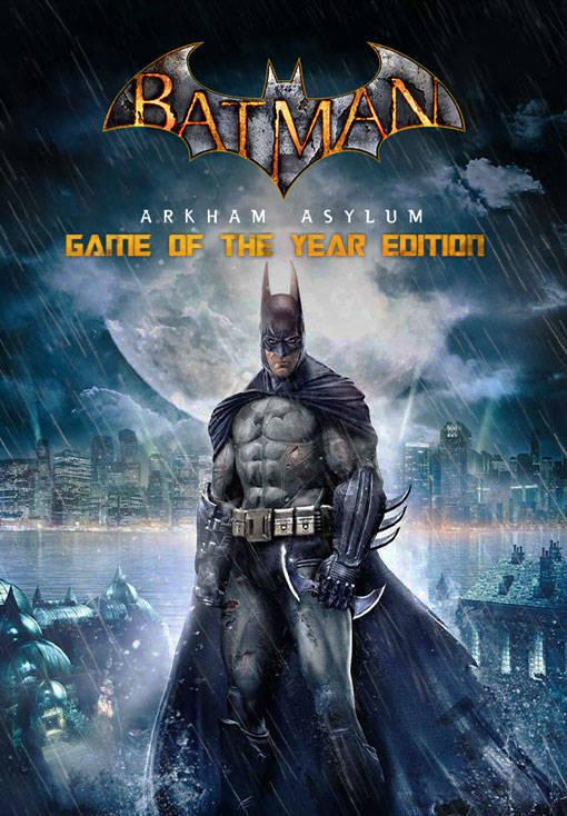 Batman Arkham Asylum: Game of the Year Edition