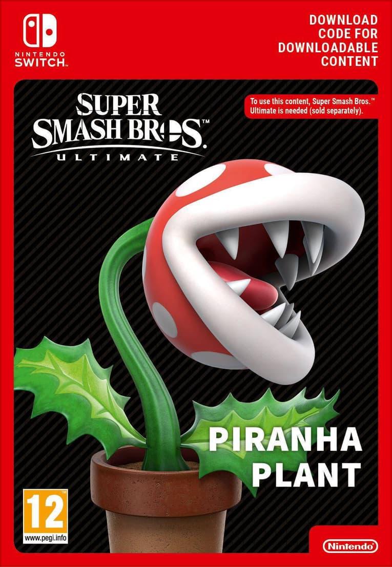 Picture of Super Smash Bros Ultimate Piranha Plant EU Nintendo Switch