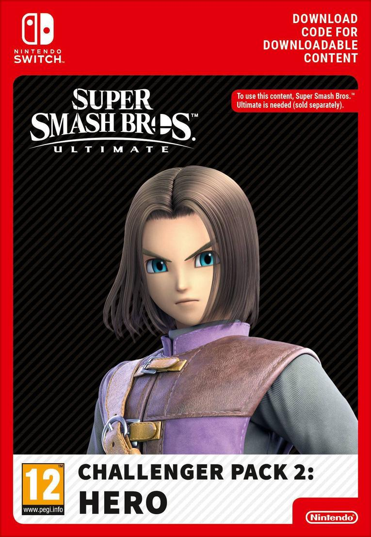 Picture of Super Smash Bros Ultimate Hero Challenger Pack EU Nintendo Switch