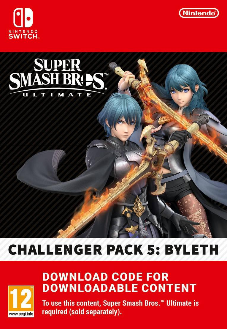 Picture of Super Smash Bros Ultimate: Byleth Challenger Pack EU Nintendo Switch
