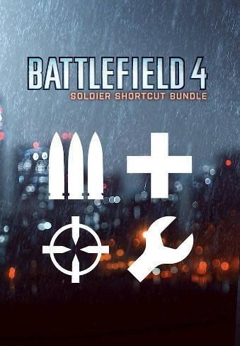 Battlefield 4: Soldier Shortcut Bundle resmi