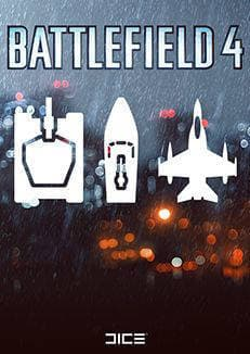 Battlefield 4: Vehicle Shortcut Bundle resmi