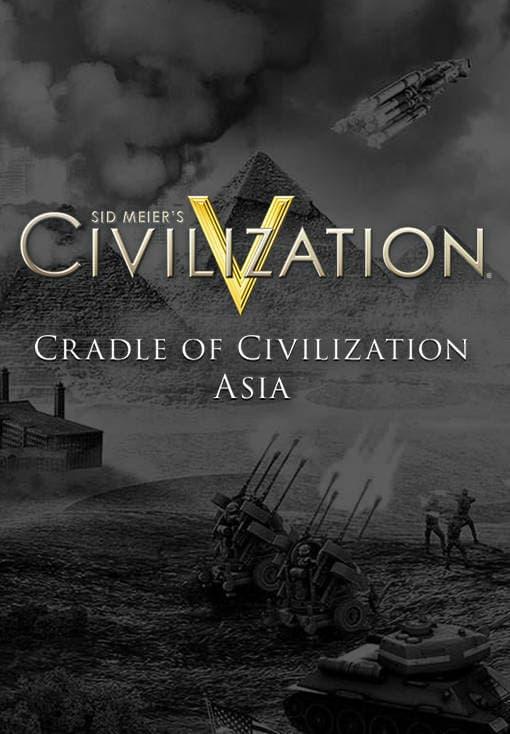 Sid Meier's Civilization V - Cradle of Civilization Map Pack: Asia [Mac]