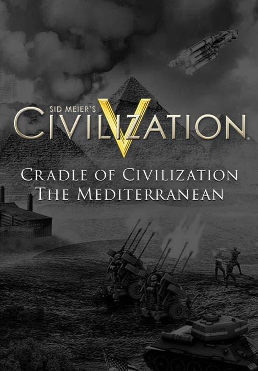 Sid Meier's Civilization V - Cradle of Civilization Map Pack: Mediterranean [Mac]