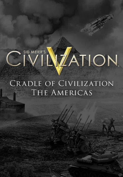 Sid Meier's Civilization V - Cradle of Civilization Map Pack: Americas [Mac]