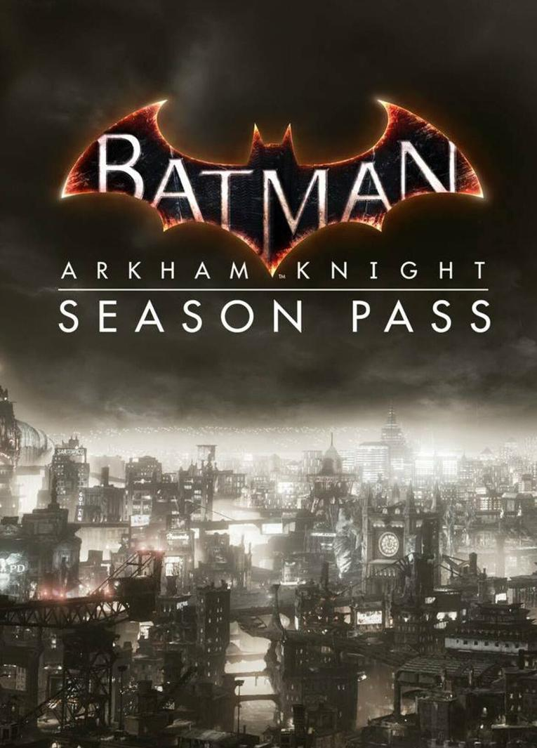 Batman: Arkham Knight Season Pass resmi