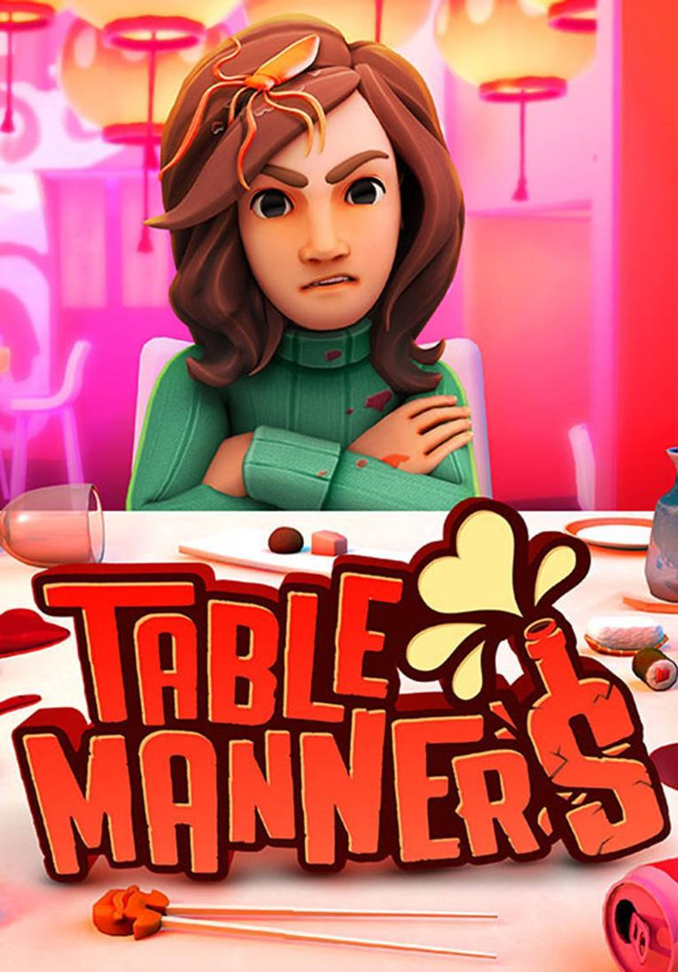 Picture of Table Manners |ROW|