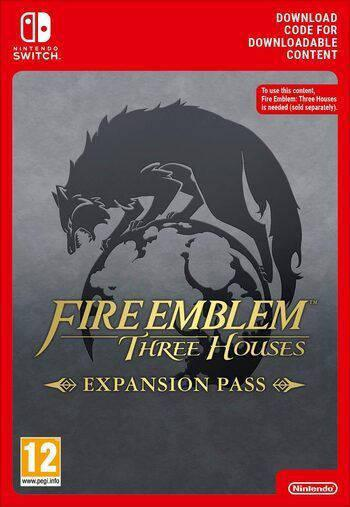 Fire Emblem Three Houses - Expansion Pass EU Nintendo Switch resmi