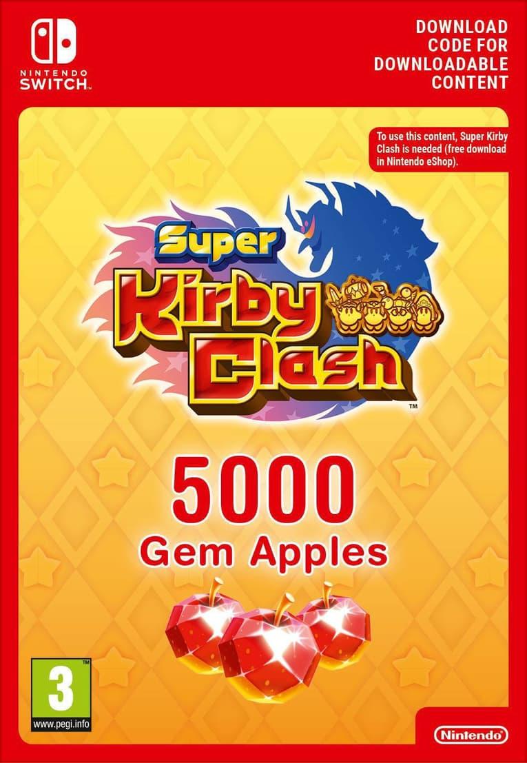 Picture of Super Kirby Clash 5000 Gem Apples EU Nintendo Switch