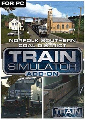 Train Simulator: Norfolk Southern Coal District Route (DLC)