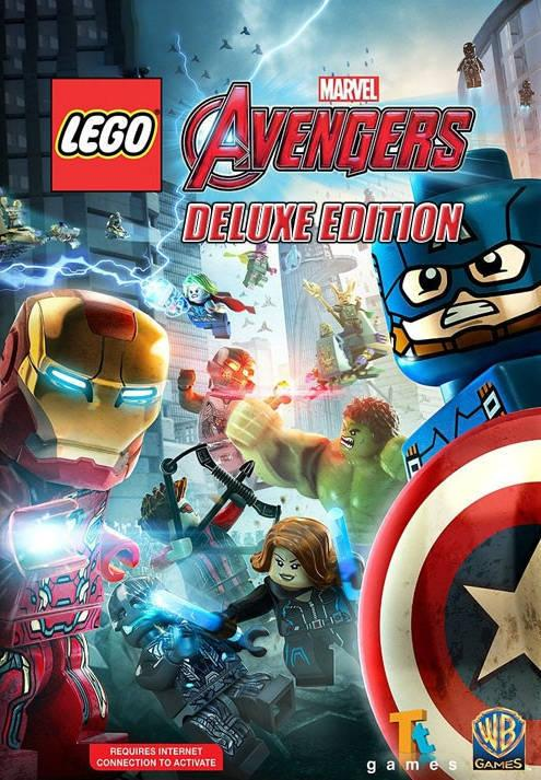 Picture of LEGO Marvel's Avengers Deluxe Edition