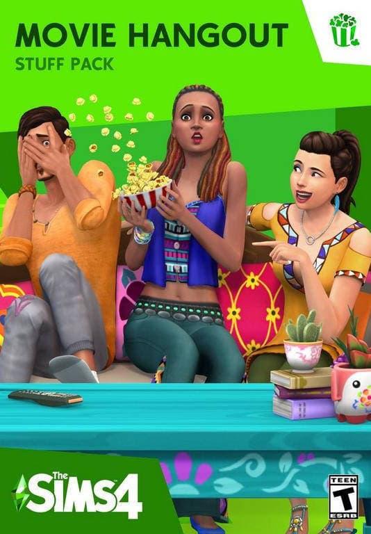 Bild von The Sims 4 Movie Hangout Stuff