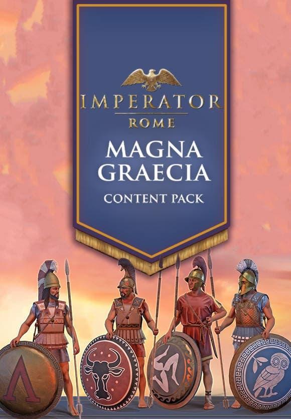 Image de Imperator: Rome - Magna Graecia Content Pack | - TR |