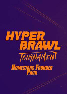 Bild von HyperBrawl Tournament - Homestars Founder Pack