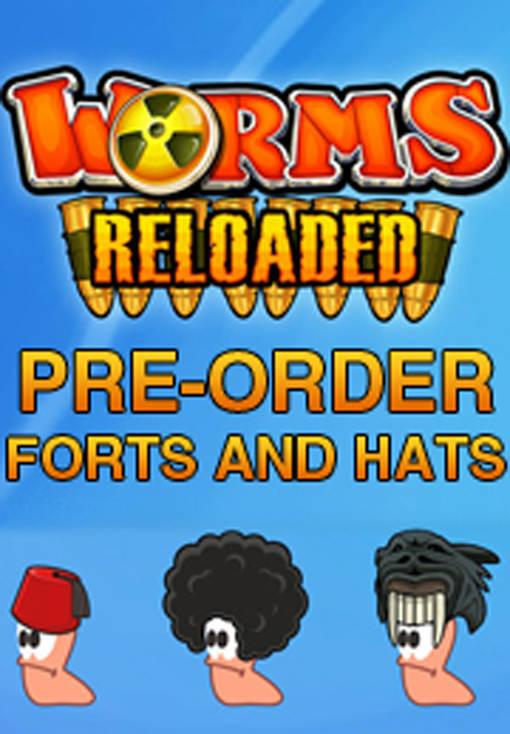 """Worms Reloaded - The """"Pre-order Forts and Hats"""" DLC Pack"""