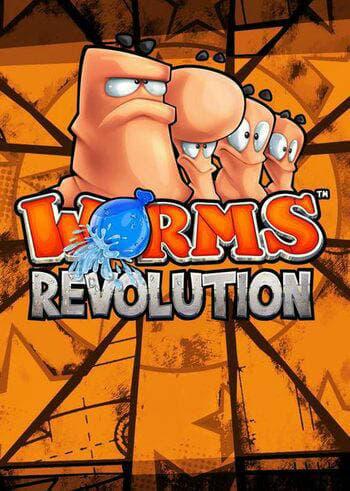 Worms Revolution - ROW