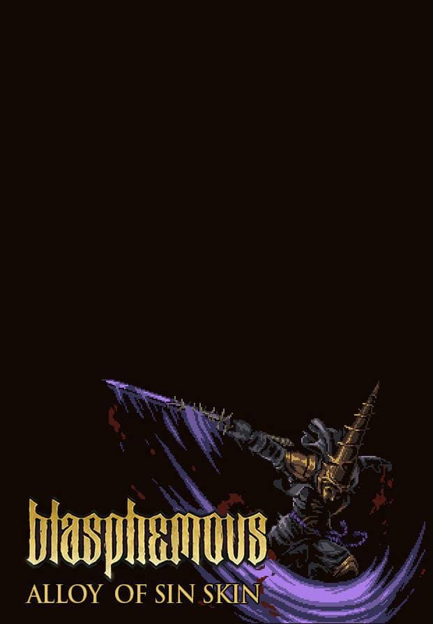 Bilde av Blasphemous - Alloy of Sin Character Skin
