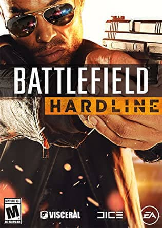 Battlefield Hardline resmi