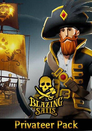 Imagem de Blazing Sails - Privateer Pack