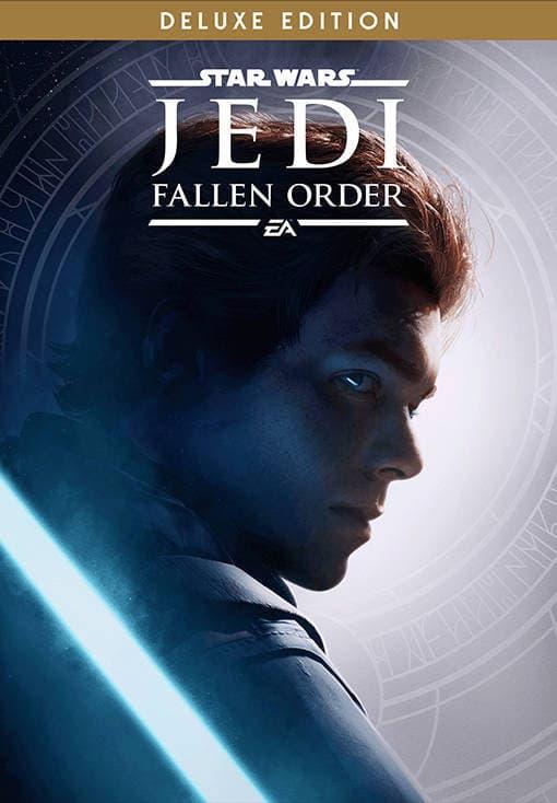 STAR WARS JEDI FALLEN ORDER - DELUXE EDITION - ROW