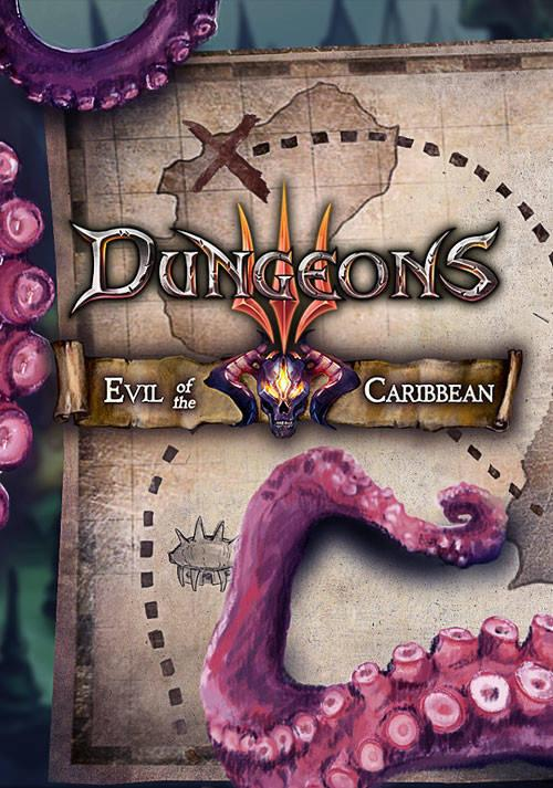 Dungeons 3: DLC-02 Evil Of The Caribbean