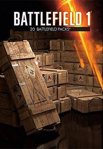 Obrazek Battlefield 1 Battlepacks x 20 ROW