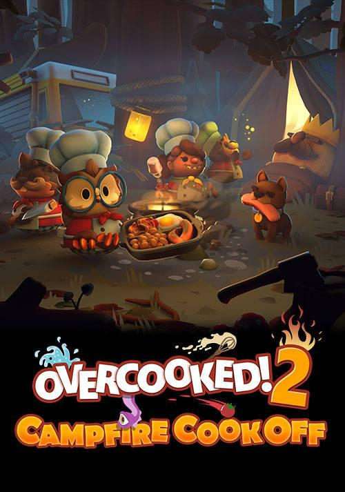 Overcooked 2! Campfire Cook Off