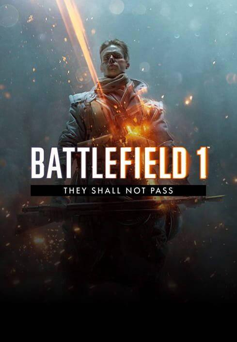Obrazek Battlefield 1 - They Shall Not Pass