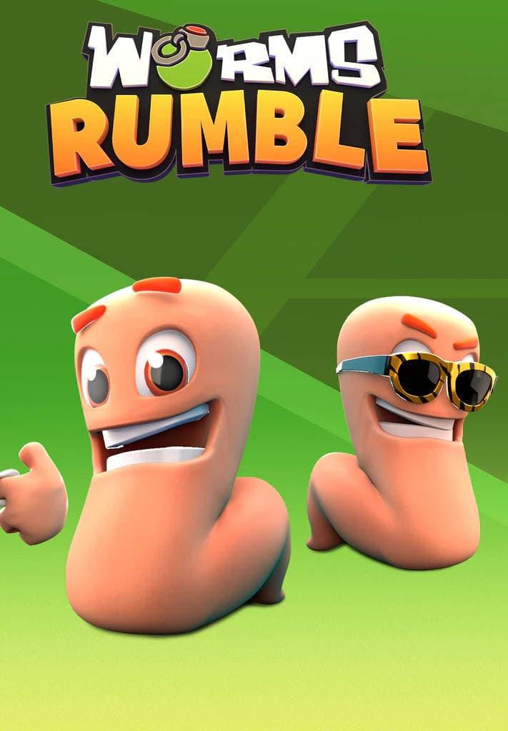 Bilde av Worms Rumble: Emote Pack