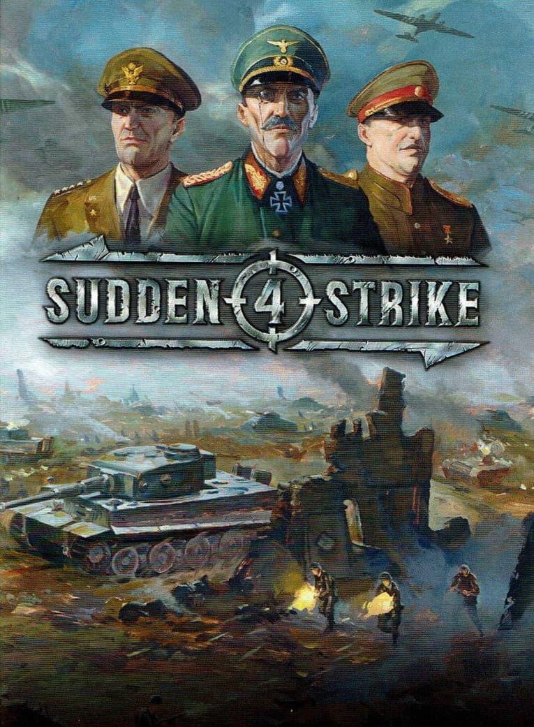 Bild von Sudden Strike 4
