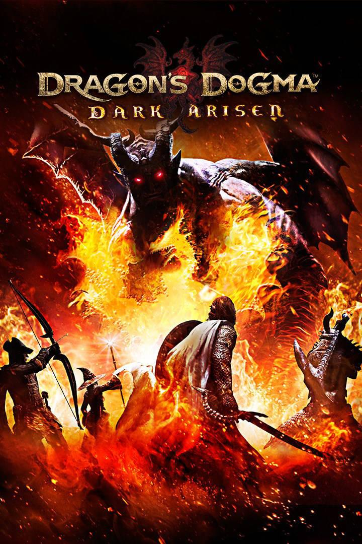 Dragon's Dogma : Dark Arisen- ROW resmi
